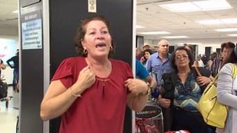 Cubanos varados por nuevo problema con línea charter