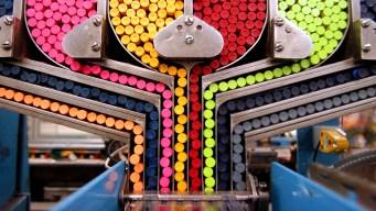 En el interior de la increíble fábrica de Crayola