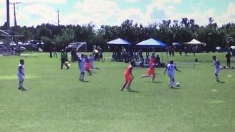 Video desde las canchas: después de los pases llegó el gol