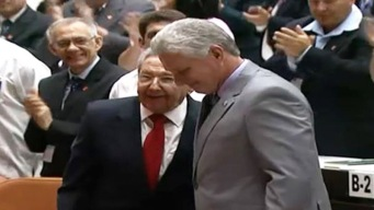 Díaz-Canel, nominado como sustituto de Raúl Castro