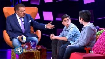 """Don Francisco revela qué es lo más complicado de """"Siempre Niños"""""""