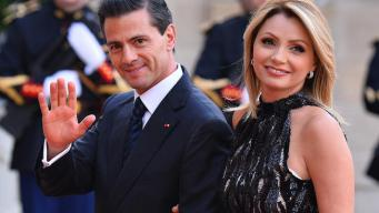 Peña Nieto y Angélica Rivera: aniversario de boda