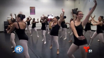 Escuela pública de Miami Dade desarrolla a jóvenes artistas