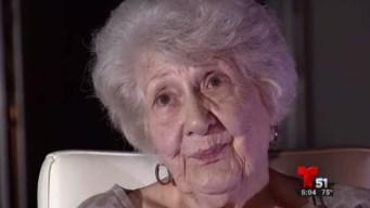 Mujer de 86 dice fue estafada afuera de Big Lots
