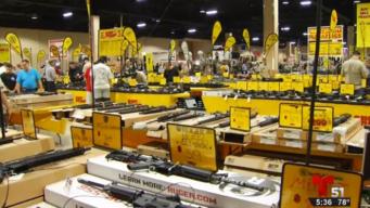 Polémica en torno al show de armas de Fort Lauderdale