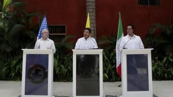 EEUU, Colombia y México: alianza anti crimen organizado