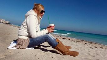 Frente frío trae las temperaturas más bajas del año