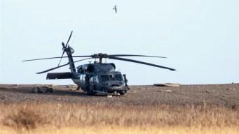 Helicóptero militar de EEUU se estrella en Irak; hay 7 muertos