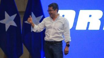 Honduras: declaran ganador al presidente Hernández