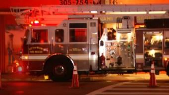 Incendio en mercado de Miami, dueño dice es intencional