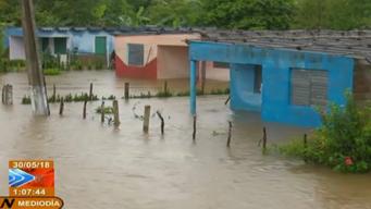 Aumentan a 7 los fallecidos y 2 desaparecidos tras lluvias en Cuba
