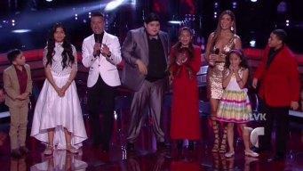 """Estos son los seis finalistas de """"La Voz Kids"""""""