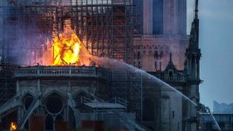 Venezolano gana concurso inspirado en la reconstrucción de Notre Dame