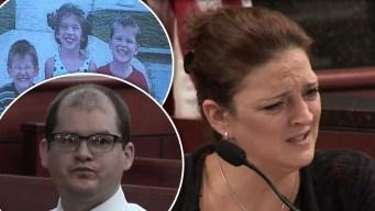 """""""Si le pudiera arrancar la cabeza, lo haría"""": habla la madre de niños asesinados"""