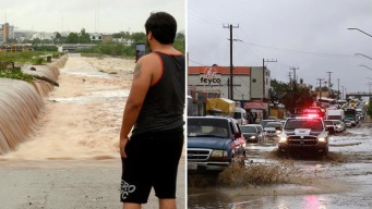 Ivo se degrada tras dejar lluvias en noroeste de México