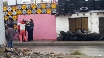 Grupo armado mata a tiros a seis en un taller