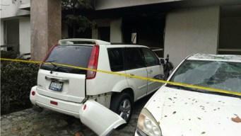 Potente explosión: 10 heridos y 46 viviendas dañadas