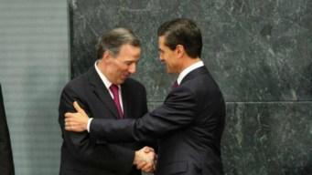 Ante proceso electoral, Peña Nieto mueve sus piezas
