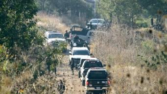 Marinos abaten a familiar del líder del Cartel Jalisco