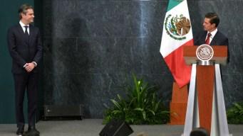 Exsecretario de Peña dirigirá campaña presidencial