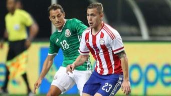 Paraguay choca con Perú y con México en EEUU