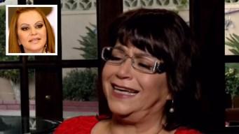 Doña Rosa cuenta por qué se salvó de morir con Jenni