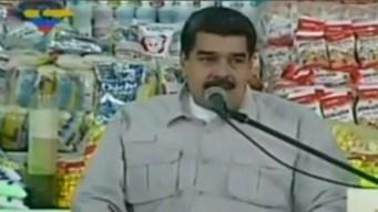 """""""Trágate tu cocaína"""": Maduro a presidente colombiano"""