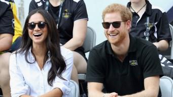 Anuncian boda del príncipe Harry con Meghan Markle