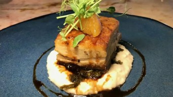 Que riko con Kiko: restaurante Burlock Coast