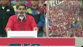 Recuento del segundo día de represión en Venezuela