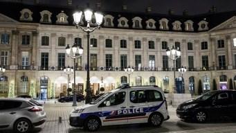 Audaz asalto a los tiros en lujoso hotel de París