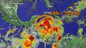 Se esperan lluvias torrenciales con posibles inundaciones