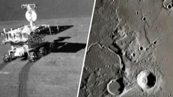 Cara oculta de la Luna: nave sobrevive y envía imágenes