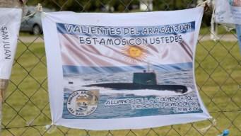 "Submarino argentino podía estar en ""misión confidencial"""
