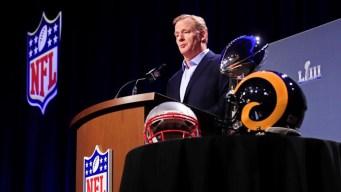 Blindan Atlanta, la ciudad está lista para recibir el Super Bowl LIII
