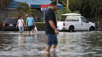 Fechas en que se pronostican inundaciones por mareas altas