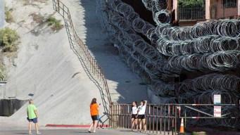 Alambre en la frontera: todo un atractivo turístico