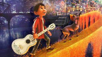 La película Coco rompe taquilla en los cines de EEUU