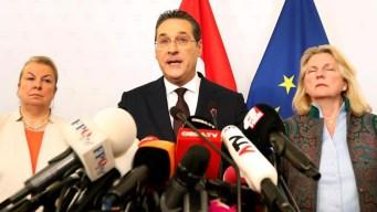 Austria: político dimite tras escándalo por video en Ibiza