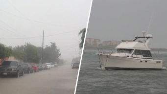Lorena se debilita pero seguirá llevando lluvia a México