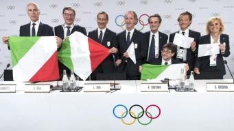 Los Juegos Olímpicos de invierno regresarán a Italia en 2026