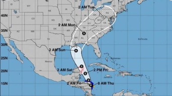 Reportan primeras muertes por tormenta tropical Nate