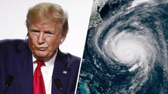 Expertos sobre bombardear huracanes: no sería bueno