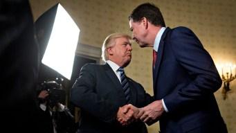Trump sugiere la cárcel para Comey y asesora de Clinton