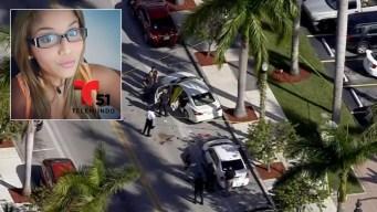 Venezolana muere apuñalada en auto en Hialeah