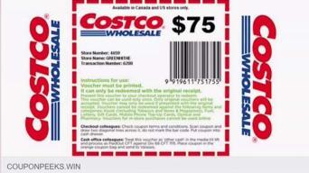 Costco advierte a sus clientes sobre un cupón falso