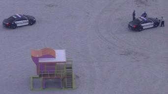 Persona muere ahogada en el mar de Miami Beach