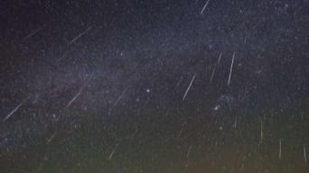 Lluvia de meteoros iluminará el cielo