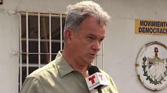 Al borde de la deportación conocida figura del exilio cubano