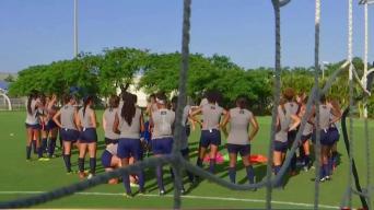 Equipo femenino de FIU se alista para debutar en el torneo universitario